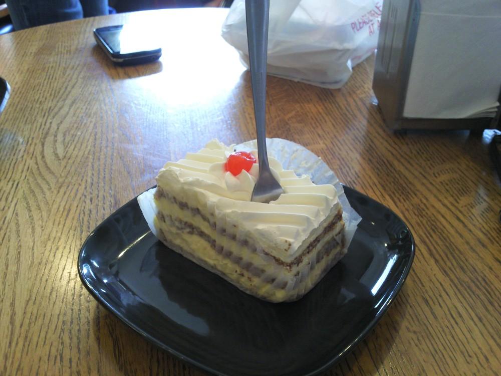 Greektown - Cake