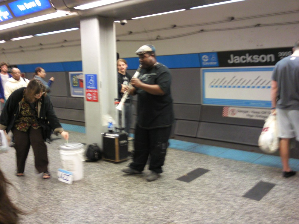 Jazz in the CTA