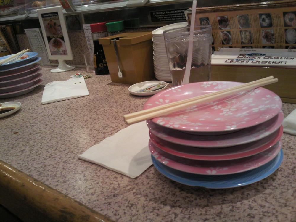 Sushi Station is soooo good!