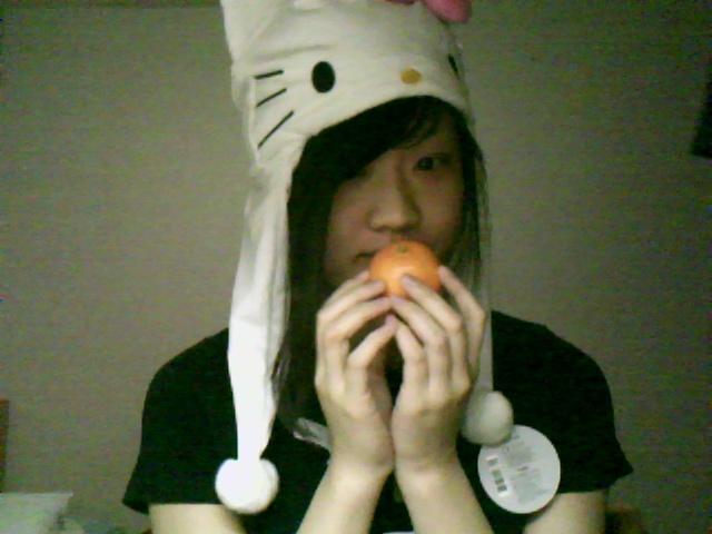 I like to eat Cuties.