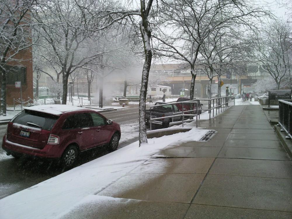 I sure love the snow!