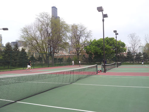 Tennis at UIC