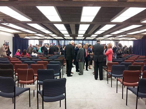 Richard J. Daley Library Collection Opening Celebration