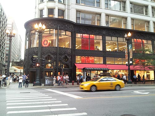 Target in Downtown Chicago
