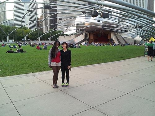 Alaina and Me