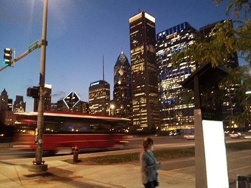 Chicago - Divvy Station Spot