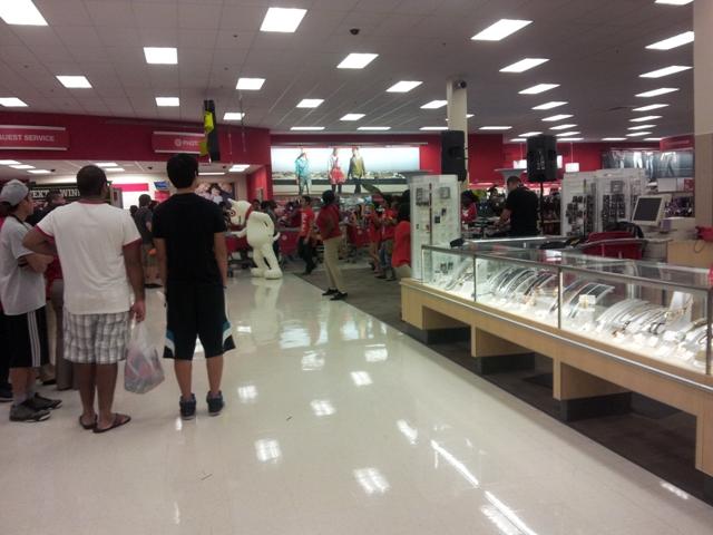 UIC Target Night on Racine