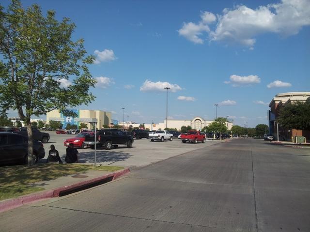 Big Skies in Texas