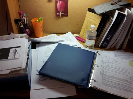 Organizing Notes