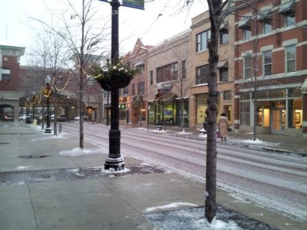 Walking on Maxwell Street